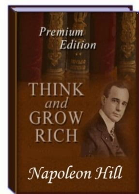 Think and Grow Rich eBook By: Napoleon Hill + Resell Rights