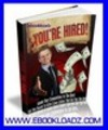 Thumbnail You're Hired Ebook With MRR Find Your Dream Carreer QUICK !!