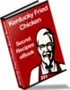 KFC - Kentucky Fried Chicken Secret Recipes Ebook + Resell Rights !