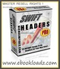 Swift Headers Pro With Master Resell Rights ! 25 Instant - Ready To Go For your MiniSite !