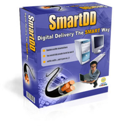Product picture Digital Delivery Software - Smart DD Digital Delivery Light