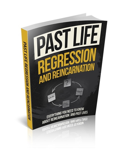 Product picture Past Life Regression And Reincarnation +Master Resell Rights