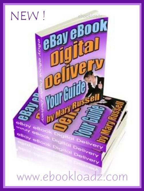 Product picture How To Set Up Digital Delivery on Ebay eBook + Resell Rights