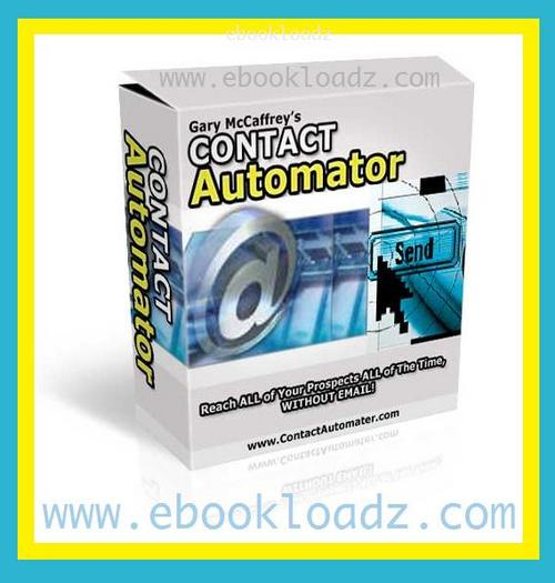 Thumbnail Contact Automator Reach All your Prospects + Resell Rights !
