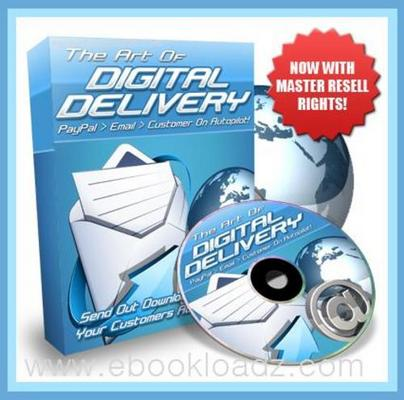 Product picture Set UP Digital Delivery Automatically Ebook With Master Resell Rights + BONUSES